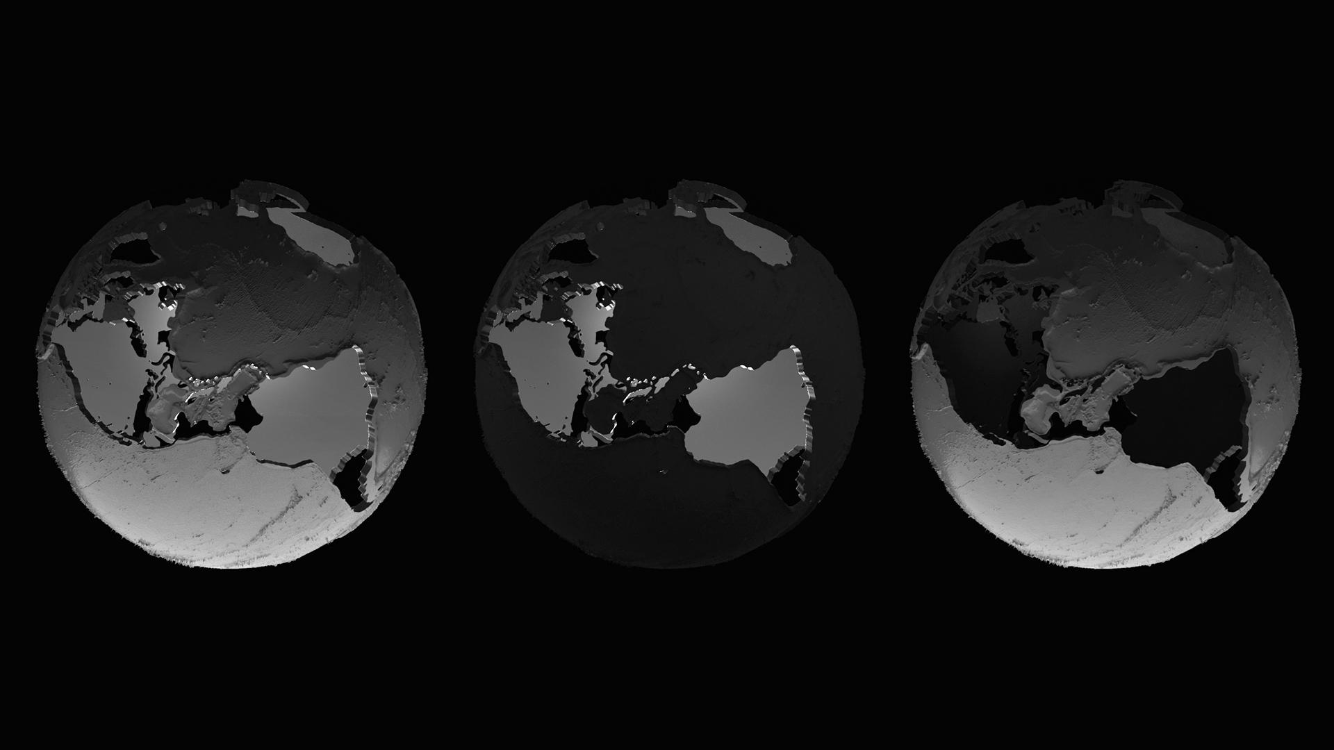 Ian-Nakamoto-Globe-lighting-options-previs-render-greyscale-3-viewsjpg